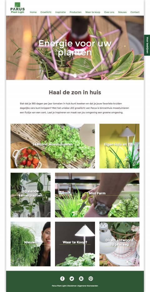 Home - Parus Plant Light | Led me Grow